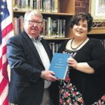 Hymnal donated to Pittston Memorial Library