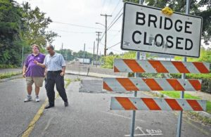 County engineer responds to complaints about Hanover Twp. bridge
